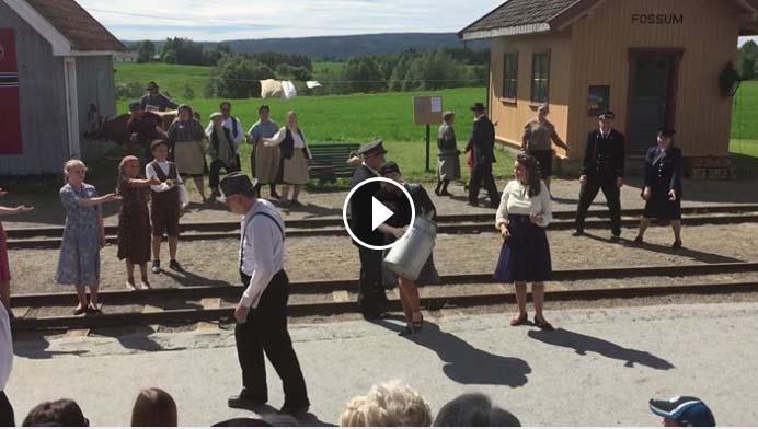 Lenka viser en enkel video fra forestillinga. Klikk på lenka for å se filmen.
