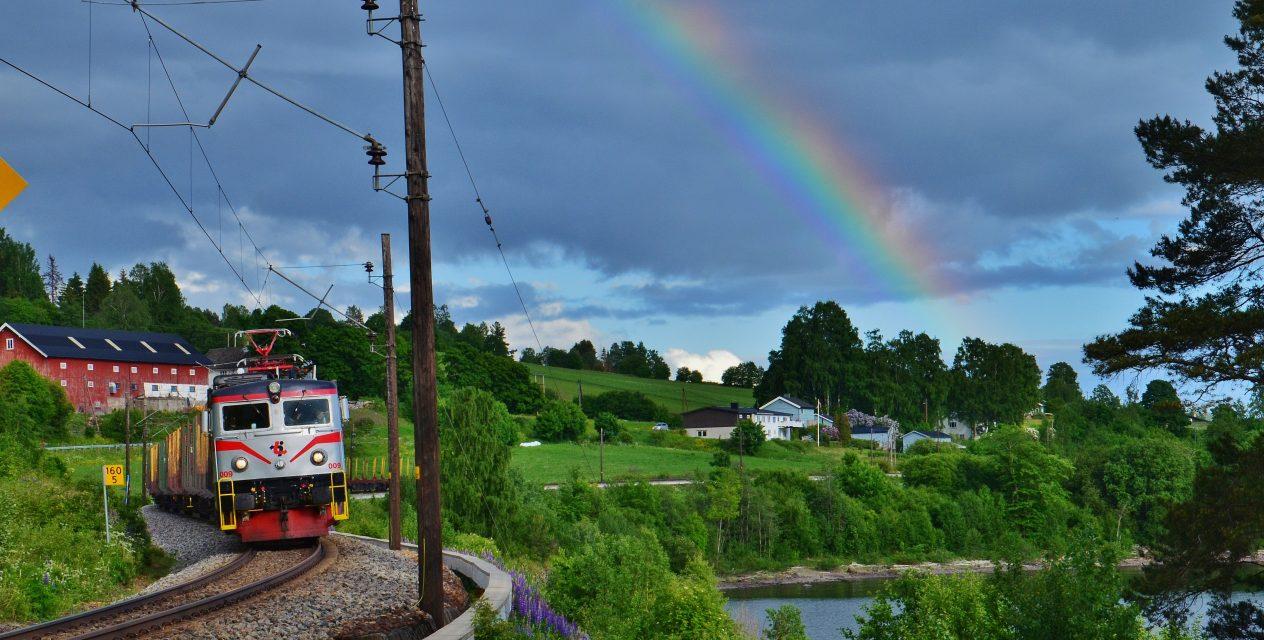 Jernbanen gradvis avregulert i 30 år